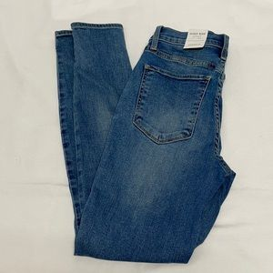 Lucky Brand Los Angeles High Rise Skinny Bridgette Jeans Size 6 / 28R